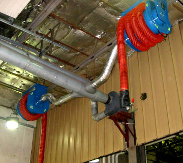 Effective Controls East Vehicle Exhaust Removal